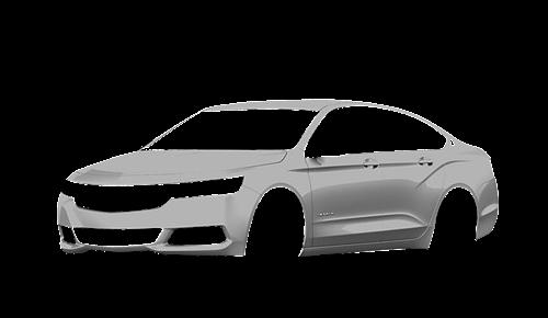 Цвета кузова Impala